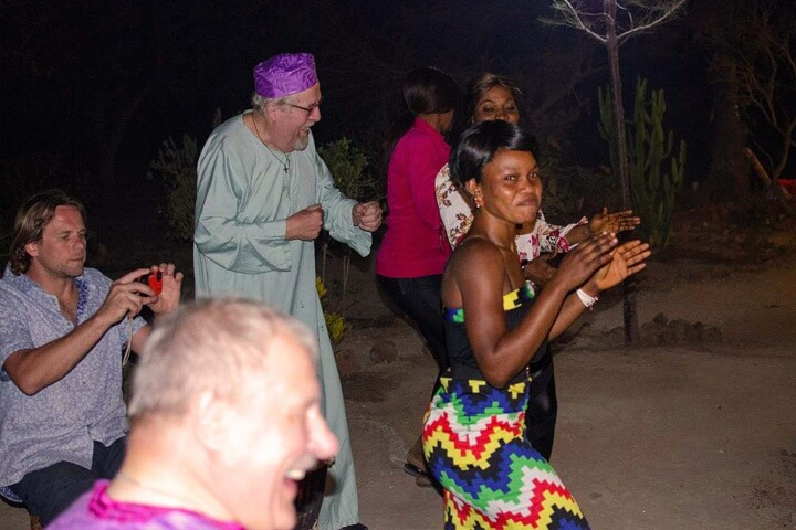 Gambia activities | Dance