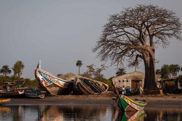 Footsteps eco-lodge Gambia   6 of the best photos competition   2017 finalist Mark Gray
