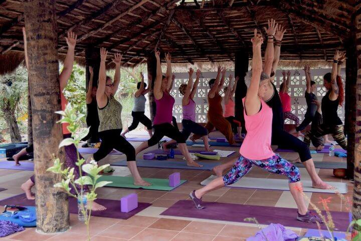 Hatha Yoga avec Jody Lawrence