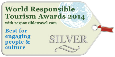 World responsible tourism award 2014