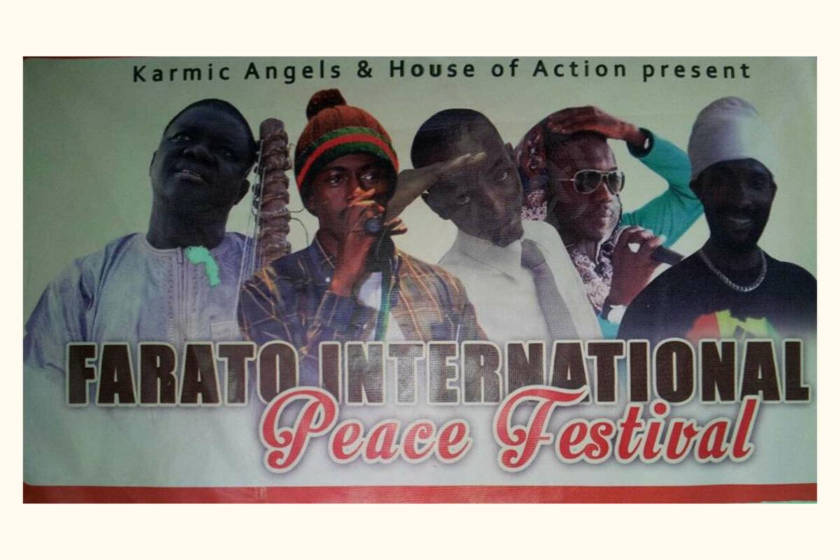 International Peace Festival 2016