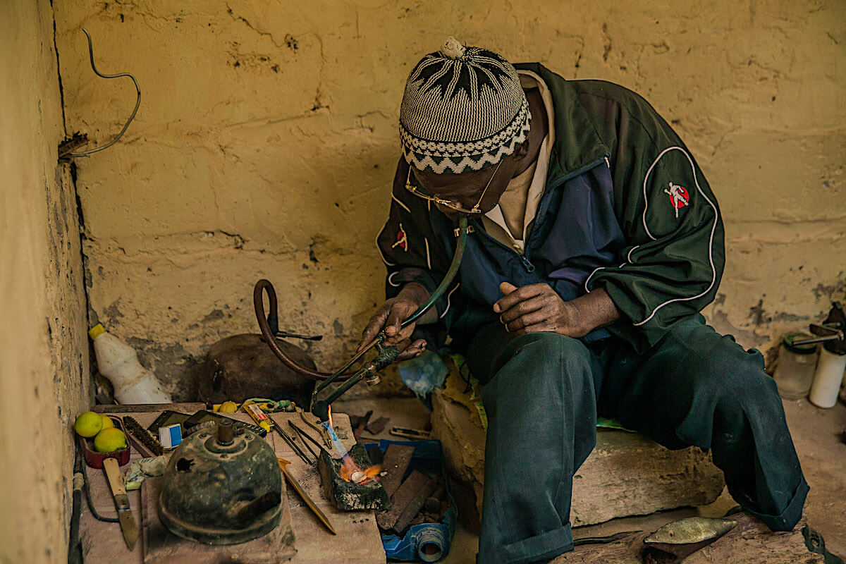 gambia arts & crafts