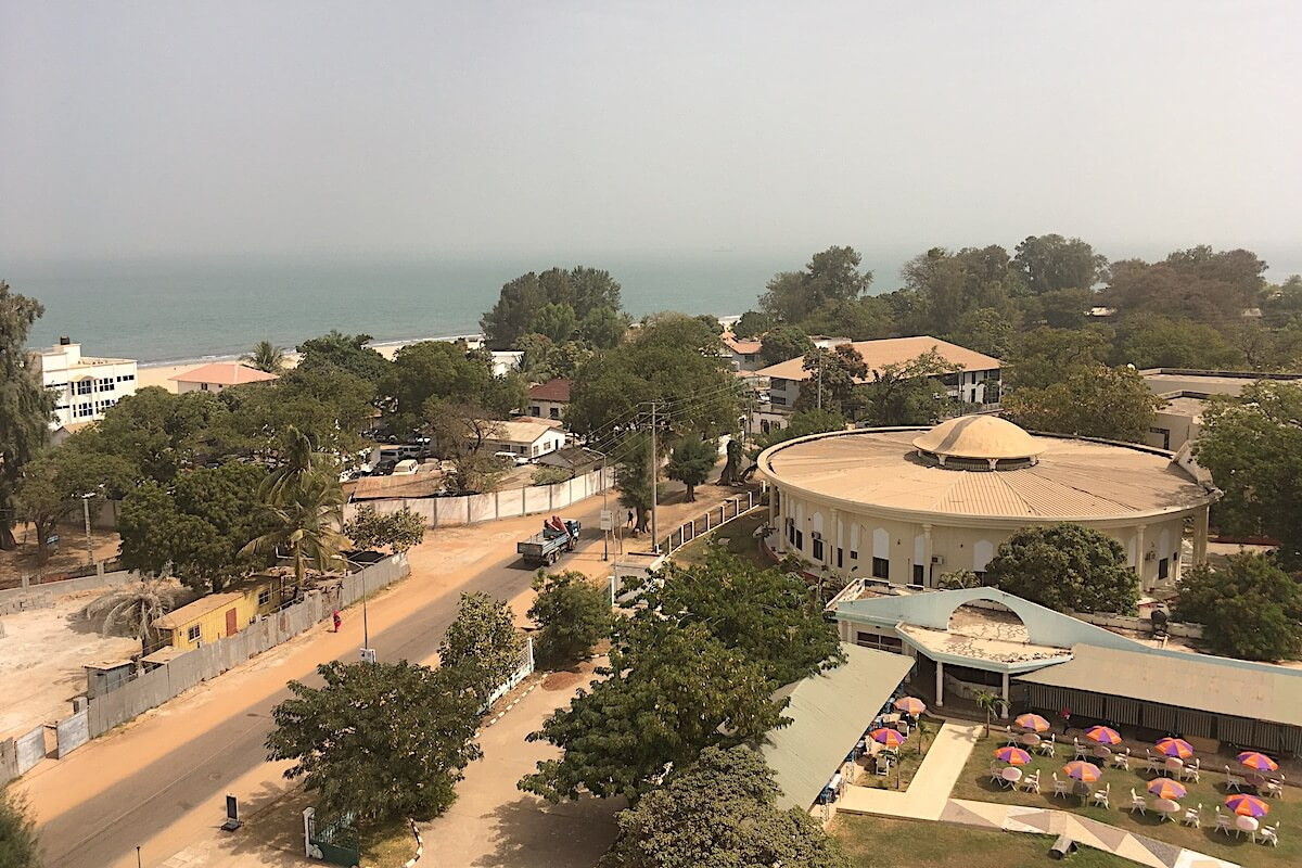 View of Banjul