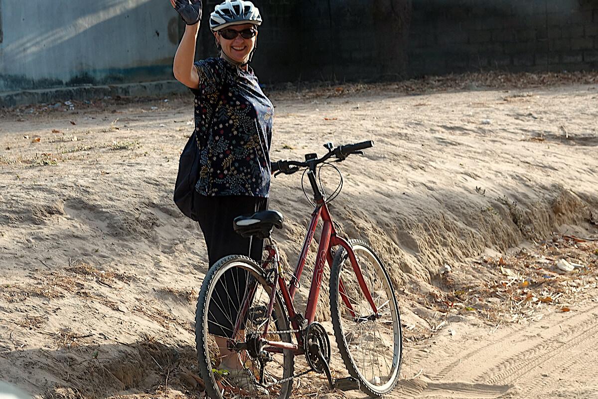 Cycling holliday