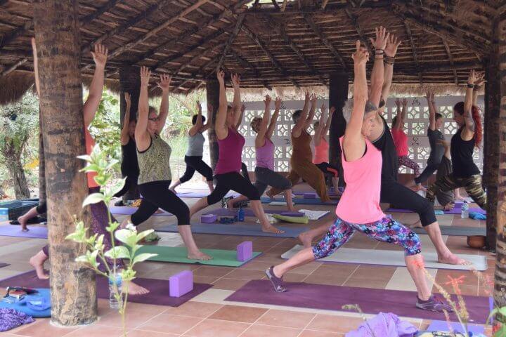 yoga gambia