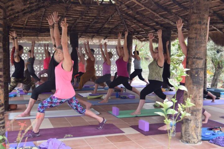 Yoga holiday in Gambia
