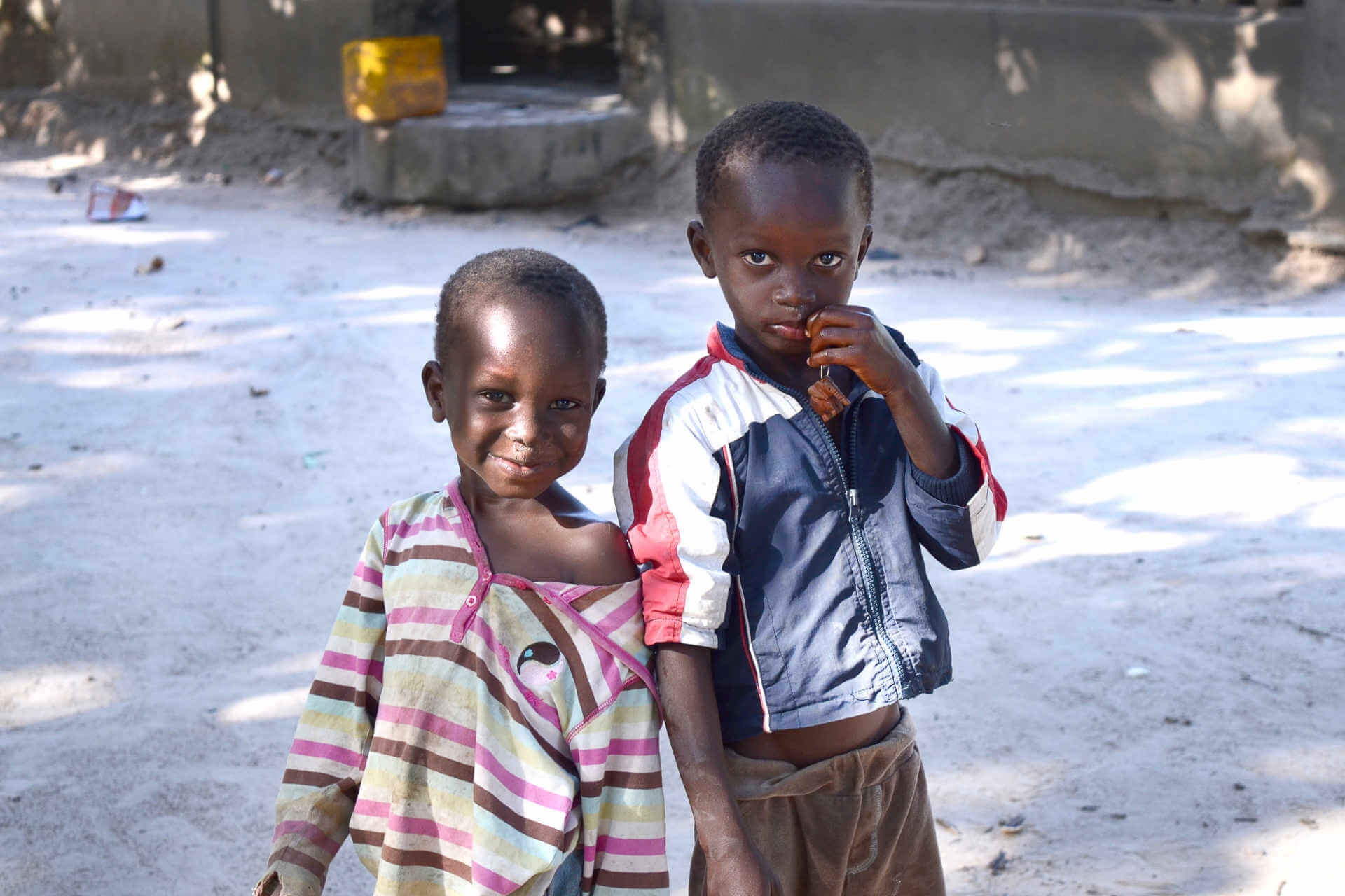 Gambia photos competition | 2016 Winner Daisy O'Neill
