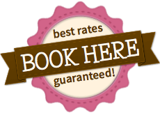 BOOK HERE | best rates guaranteed!