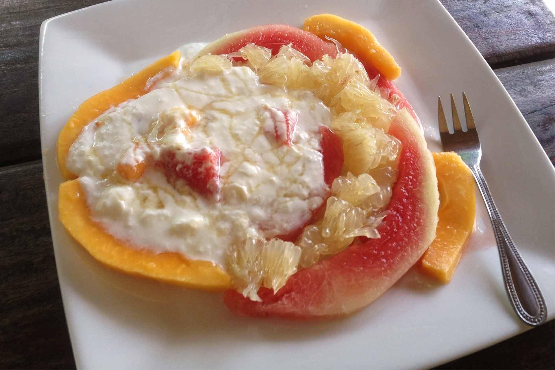 Gambia Essen | Fruchtsalat
