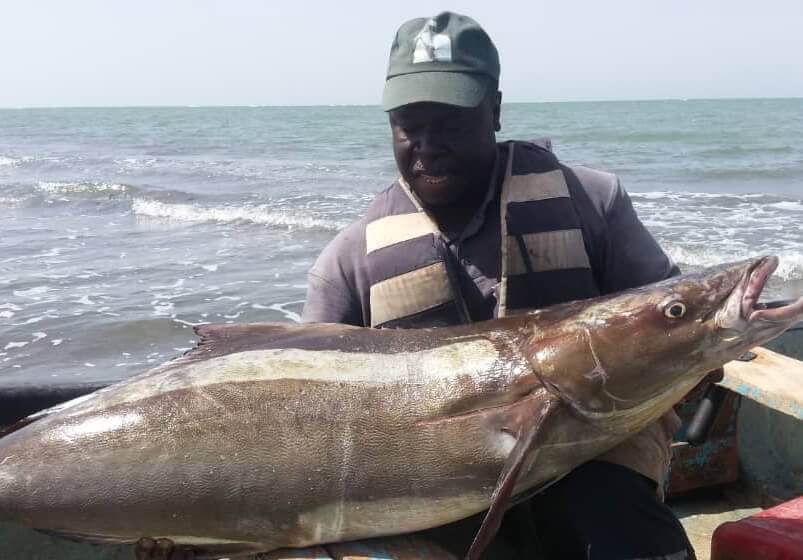 Mr T | Fishing | Gambia