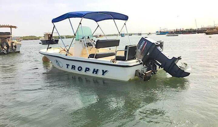 Bootvissen | Gambia