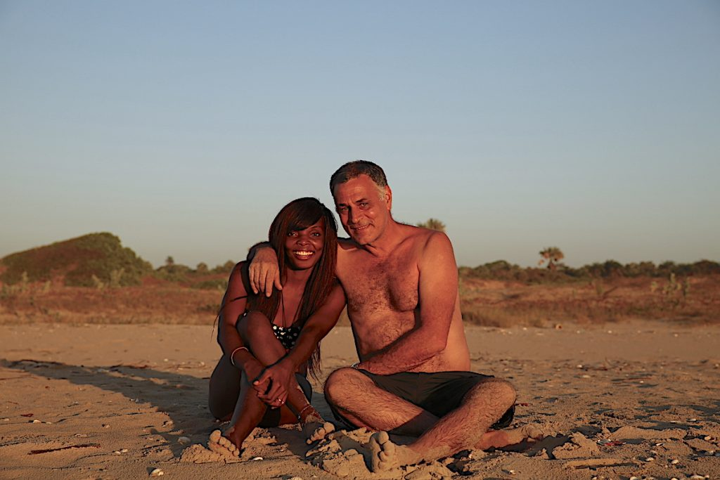 Beach Holiday in Gambia