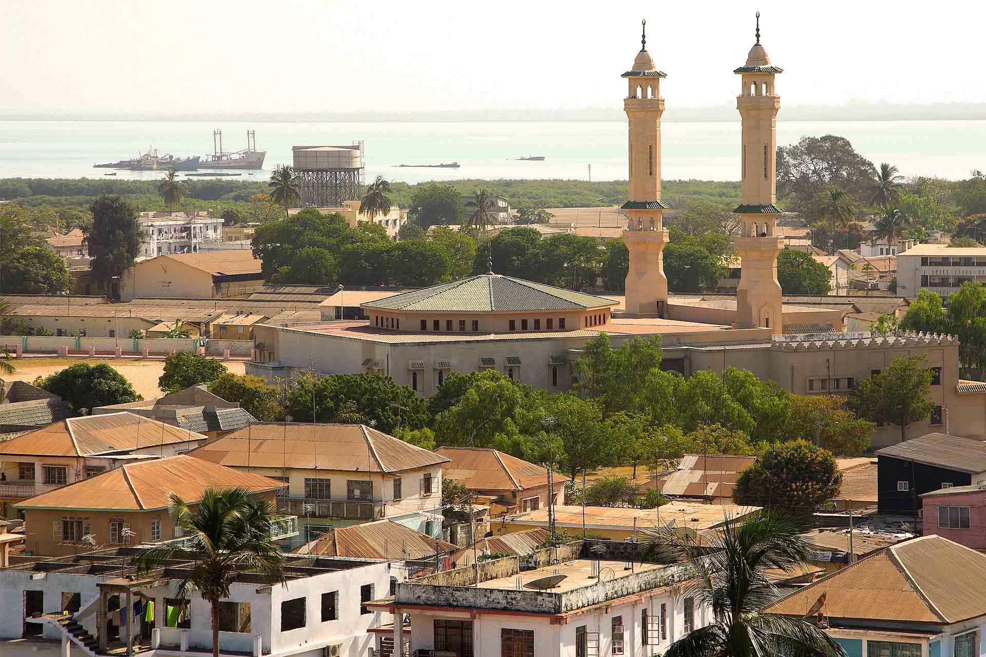 Sehenswürdigkeiten in Gambia | Besuchen Sie eine Moschee, | Kulturtag