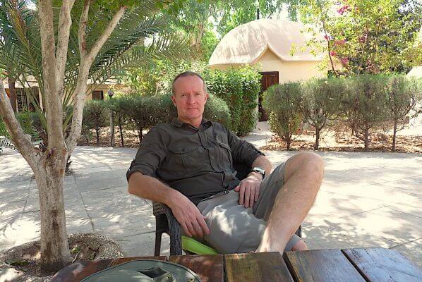Meine Erfahrung in Gambia