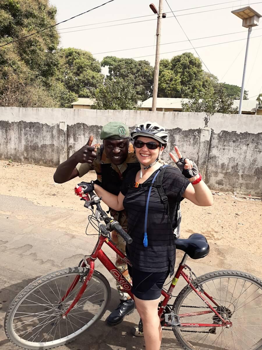 Gambia border control