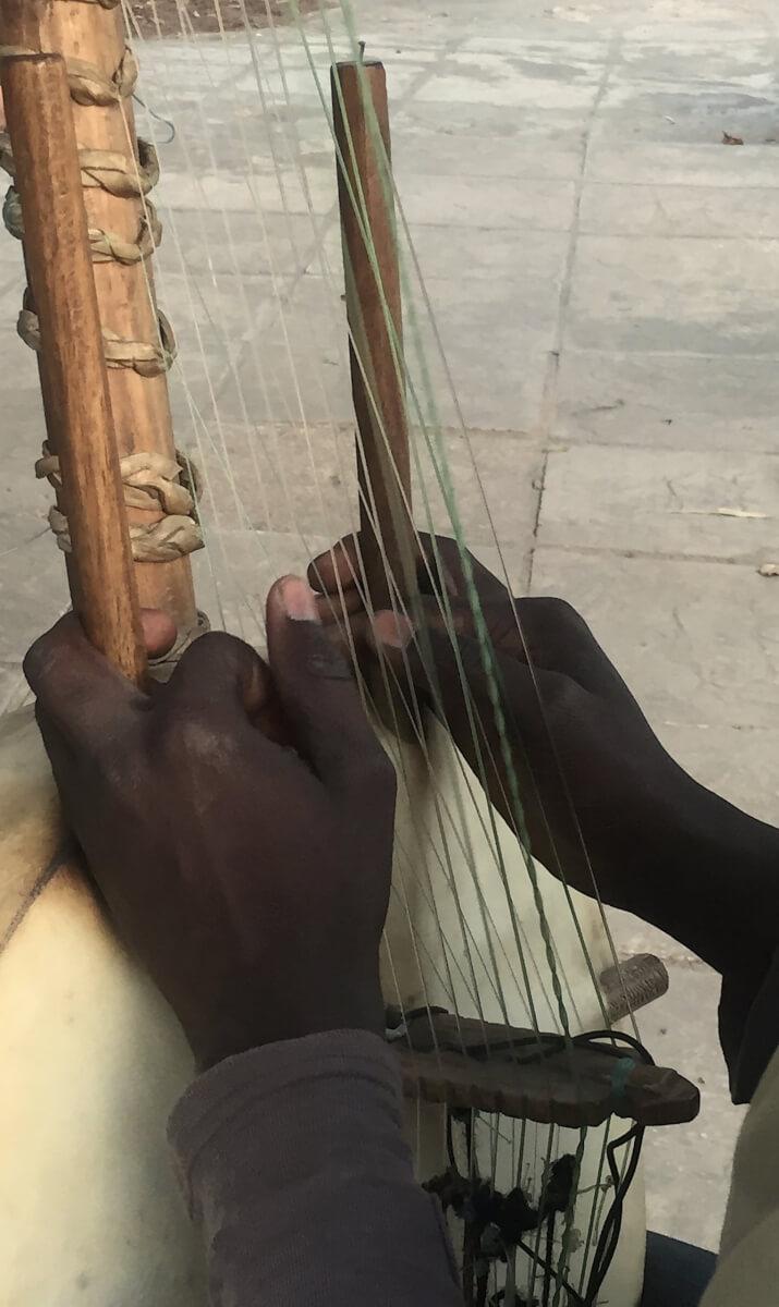 Gambia-Kultur