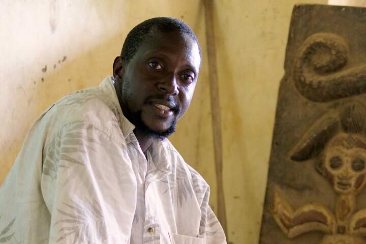 Gambia activity | treasure hunt | Lamin Bojang