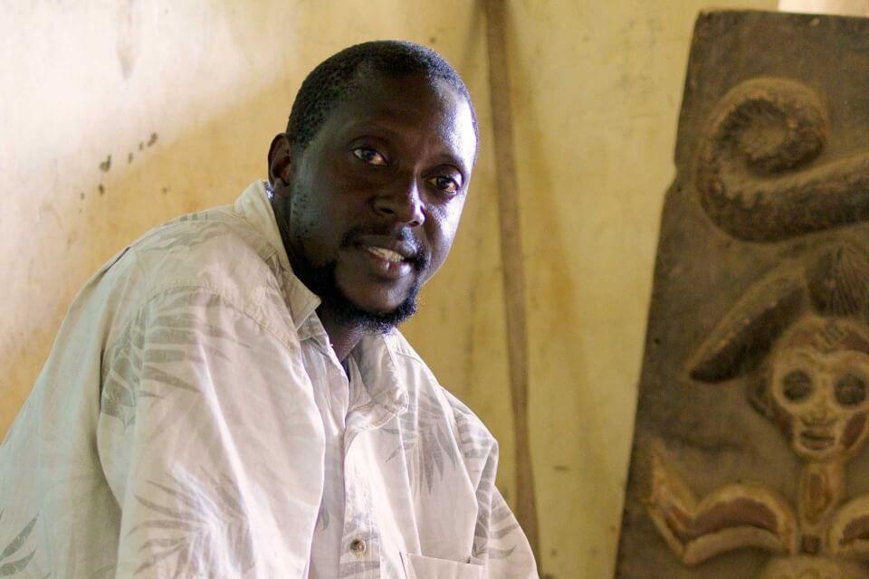 Gambia Bird Guide | Lamin Bojang