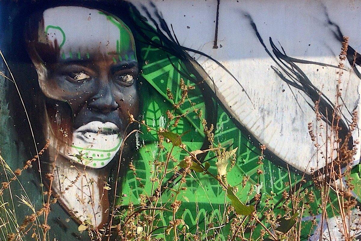 Talented street art