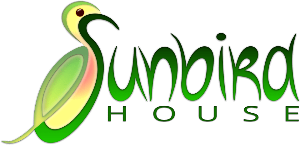 Sunbird House in the Gambia