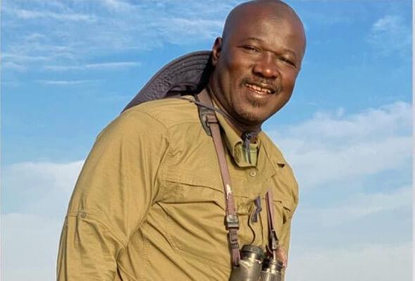 Malick Suso | Guide ornithologique Gambie