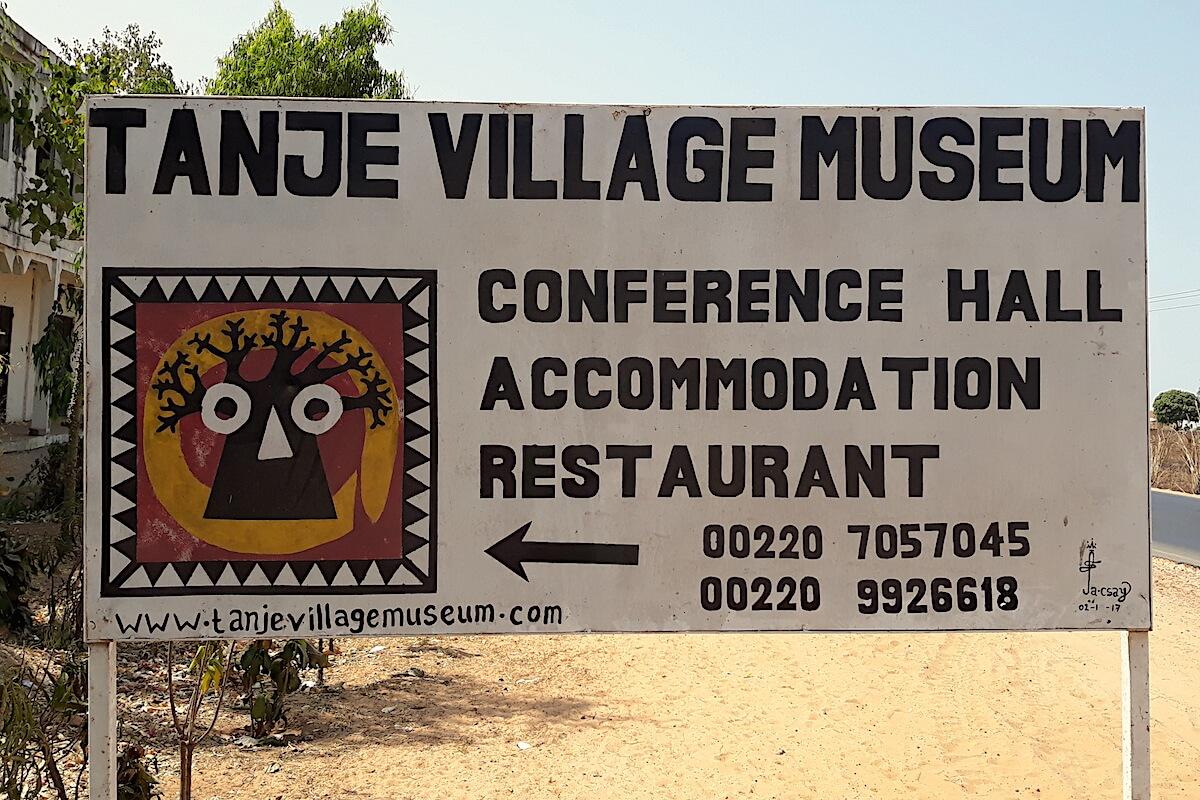 Tanje village museum
