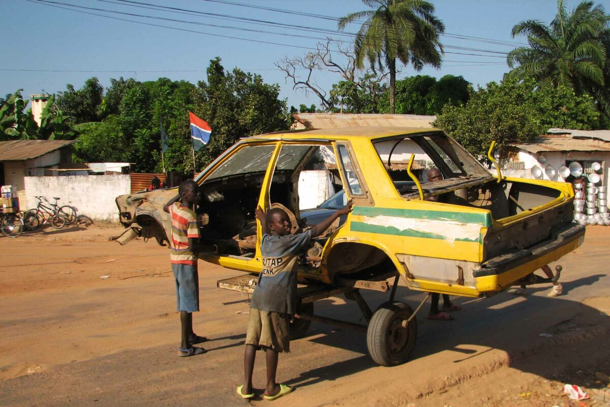 Gambia photography | Gambian life