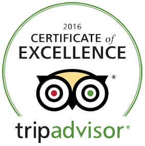 Footsteps eco-lodge Gambia | Tripadvisor 2016 certificate of excellence