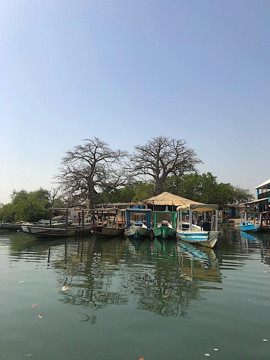 Is Gambia beautiful