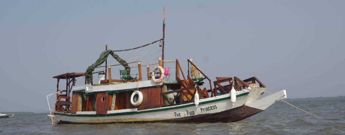 Sail down the river with Fair Play River Adventure