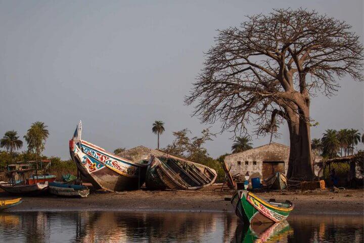 Footsteps eco-lodge Gambie | Concours de 6 des meilleures photos | Finaliste 2017 Mark Gray